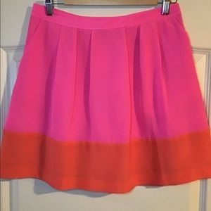 J Crew - NWT - Skirt with Pockets - Size 6